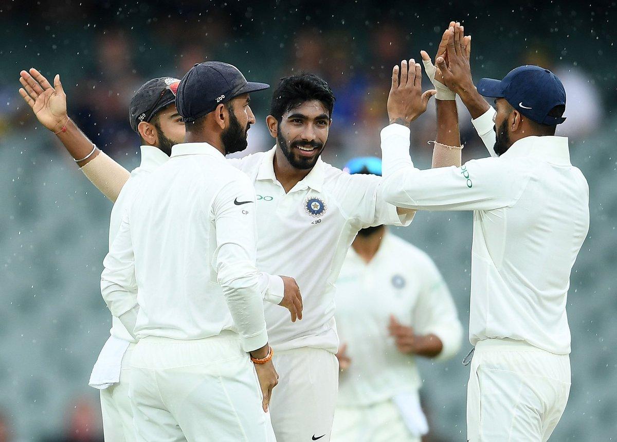 कॅप्टन विराटला अॅनिवर्सरी गिफ्ट, भारताचा ऑस्ट्रेलियावर विजय!